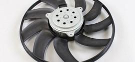 Вентилятор радиатора охлаждения прав. Audi Q5 (2008-2016)
