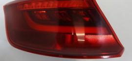Фонарь левый наружный Audi A3 (2013-2016)