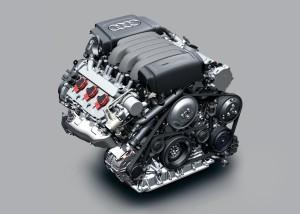 Дизельные двигатели Audi